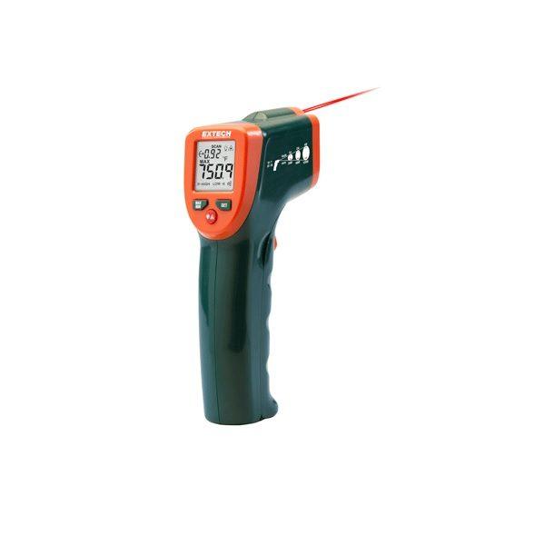 IR termometer, 12:1 upp till 400 °C med ljudlarm